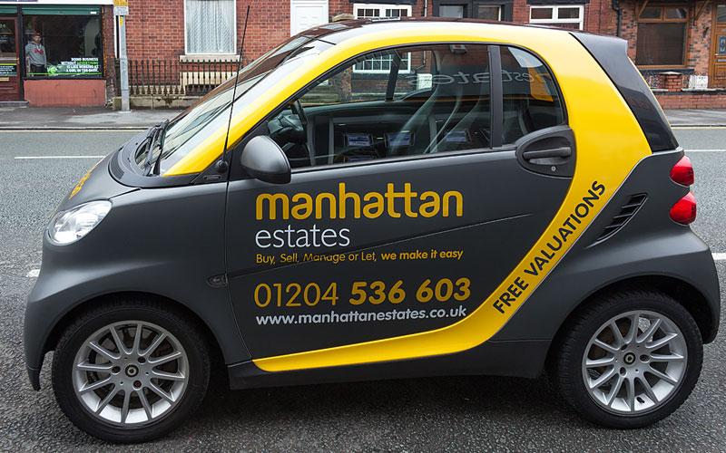 Manhattan Car