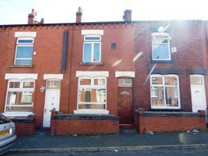 Bride Street, Halliwell, Bolton