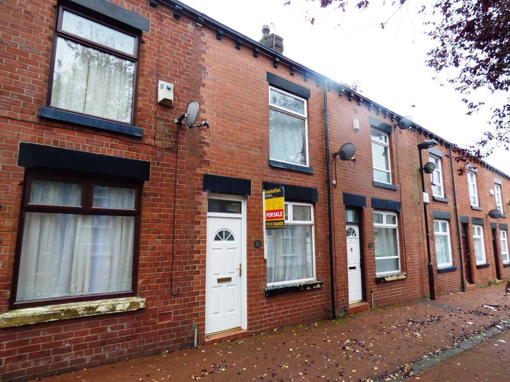 Clyde Street, Halliwell, Bolton