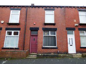 Arnold Street, Halliwell, Bolton
