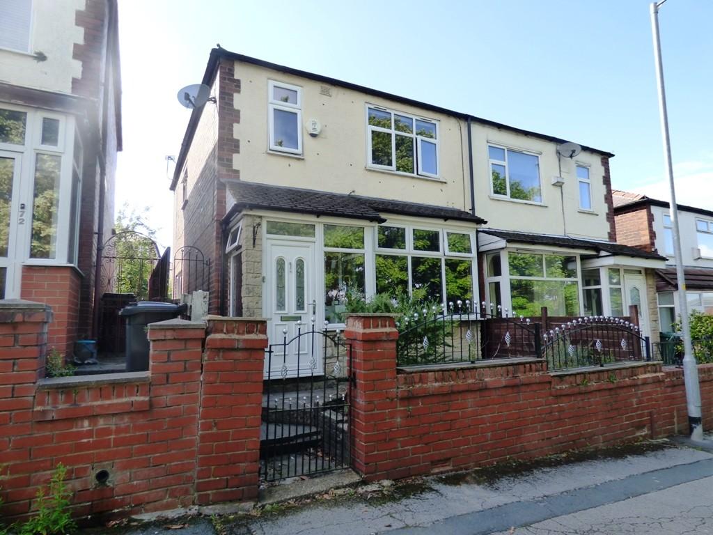 Cloister Street, Halliwell, Bolton