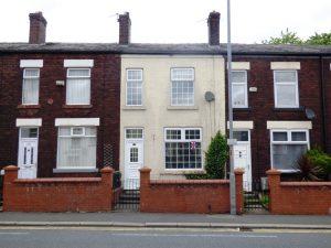 Bury Road, Tonge Fold, Bolton