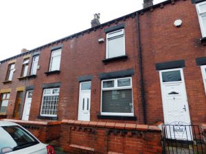 Hughes Street, Halliwell, Bolton