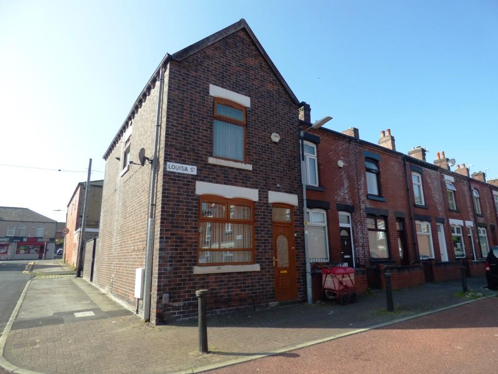 Louisa Street, Halliwell, Bolton