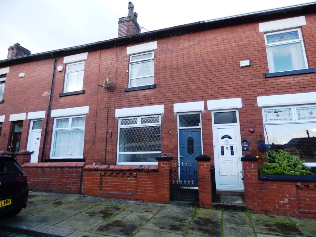 Packer Street, Halliwell, Bolton